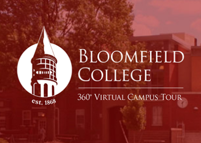 Bloomfield College 360 Tour