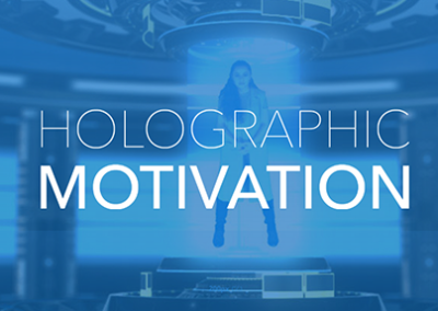 Holographic Motivation 360 Video