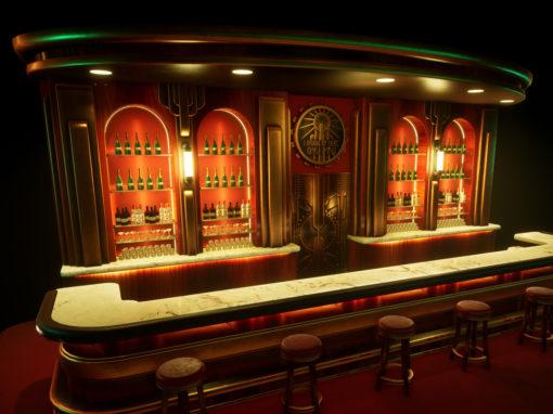 BioShock Bar – UE4