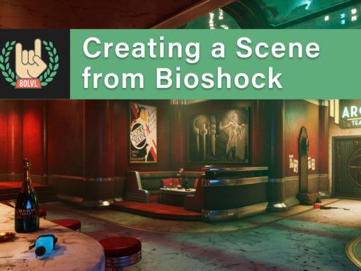 BioShock Environment – UE4